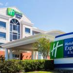 Accommodation near MIDFLORIDA Credit Union Amphitheatre - Holiday Inn Express Hotel & Suites Tampa-Fairgrounds-Casino