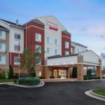 Fairfield Inn And Suites Paducah