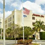 Accommodation near Kravis Center - Hampton Inn West Palm Beach Central Airport