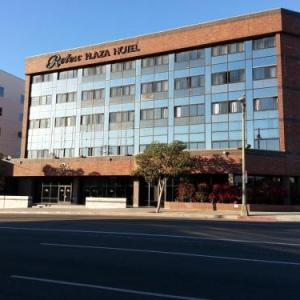Hotels near West Angeles Cathedral - Rotex Hotel
