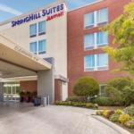 Lone Star Convention Center Accommodation - SpringHill Suites by Marriott Houston The Woodlands