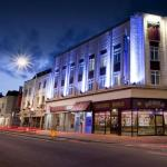 Eventim Apollo Accommodation - Best Western Plus Seraphine Hammersmith Hotel