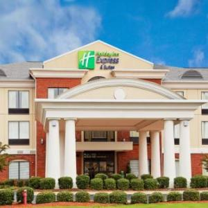 Holiday Inn Express Hotel & Suites Tupelo, Ms