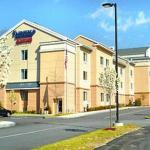 Accommodation near Mill Street Brews - Fairfield Inn & Suites By Marriott Worcester a
