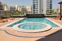 Dunes Hotel Apartments Oud Metha Image