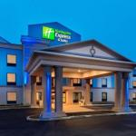 York Expo Center Hotels - Holiday Inn Express & Suites York Ne - Market Street