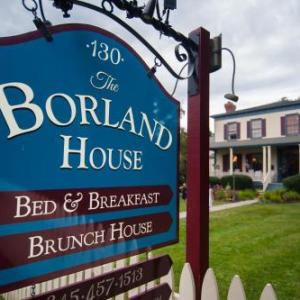 Hotels near Orange County Airport Montgomery - The Borland House Inn Bed and Breakfast