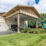 Higher Ground Burlington Hotels - Quality Inn Shelburne