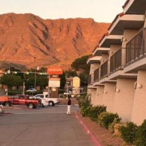 Americas Best Value Inn And Suites El Paso