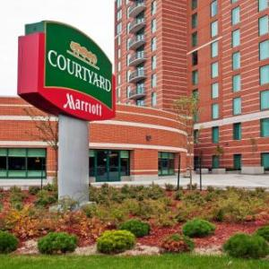 Hotels near Ottawa Conference & Event Centre - Courtyard By Marriott Ottawa East