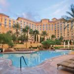 Hotels near Cox Pavilion - Wyndham Grand Desert