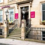 Hotels near SECC - Best Western Glasgow city hotel