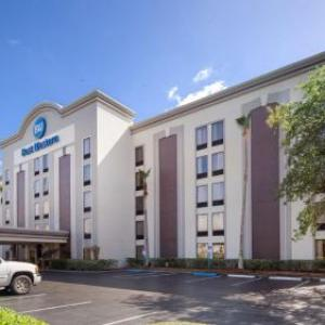 Hotels near Naval Air Station Jacksonville - Best Western Southside Hotel & Suites
