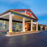 Cowtown Rodeo Arena Hotels - Clarion Hotel The Belle