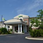 Kent State Fieldhouse Hotels - Holiday Inn Express Hotel & Suites Kent State University