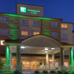 Isleta Amphitheater Hotels - Holiday Inn & Suites Albuquerque Airport University