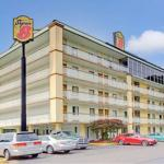 Hotels near Tom Lee Park - Super 8 Memphis/Downtown/Graceland Area