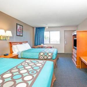 Hotels near Upland Sports Arena - Super 8 Motel - Upland