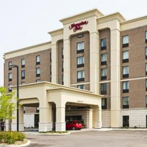 Jim Durrell Recreation Centre Hotels - Hampton Inn By Hilton Ottawa Airport On Cn