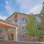 Accommodation near Cache Creek Casino Resort - Super 8 Dixon/UC Davis