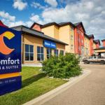 Red Deer Arena Accommodation - Comfort Inn & Suites Red Deer
