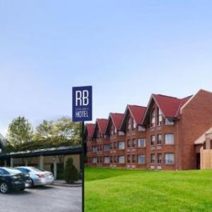 Hotels near Guelph Concert Theatre - BEST WESTERN PLUS Royal Brock Hotel & Conference Centre