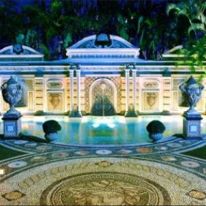 The Villa Casa Casuarina in Miami Beach