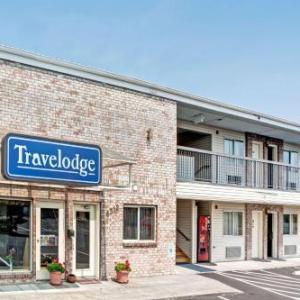 Hotels near Taproot Theatre - Travelodge Seattle North Of Downtown