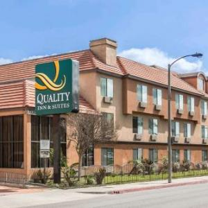 Hotels near The Bicycle Casino - Quality Inn & Suites Bell Gardens