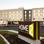 Maverik Center Hotels - Home2 Suites by Hilton West Valley City