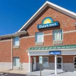 Hotels near Richmond Raceway Complex - Days Inn Glen Allen