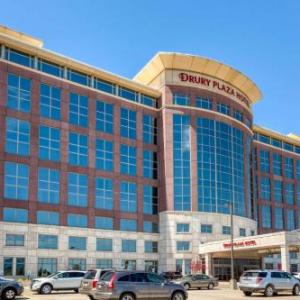 Hotels near Chesterfield Amphitheater - Drury Plaza Hotel St. Louis Chesterfield