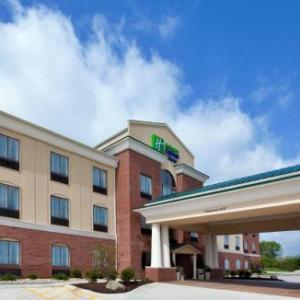 Holiday Inn Express Hotels And Suites Dayton North Tipp City OH, 45371