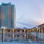 Accommodation near Xanadu Atlantic City - Knights Inn Atlantic City Near Boardwalk