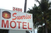 Sunrise Motel Image