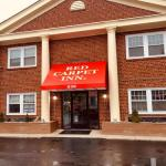 The New Alhambra Hotels - Americas Best Value Inn - Norristown