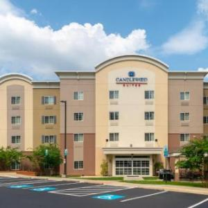 Hotels near Cancun Cantina - Candlewood Suites Arundel Mills / Bwi Airport