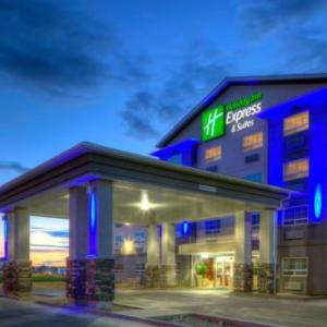 EnCana Events Centre Hotels - Holiday Inn Express Hotel & Suites Dawson Creek