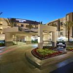 Cal State Long Beach Accommodation - Courtyard By Marriott Long Beach Airport