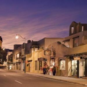 Santa Fe Community Convention Center Hotels - La Fonda On The Plaza