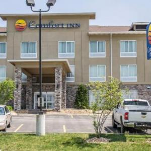 Hotels near Jamboree in the Hills - Comfort Inn Saint Clairsville