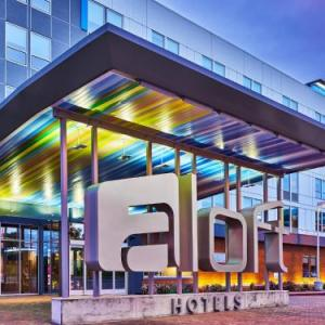 Silicon Valley Capital Club Hotels - Aloft Santa Clara