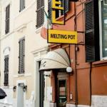 Melting Pot Rome, Rome, Italien
