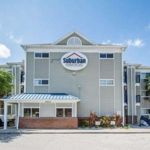 Suburban Extended Stay Tampa Airport