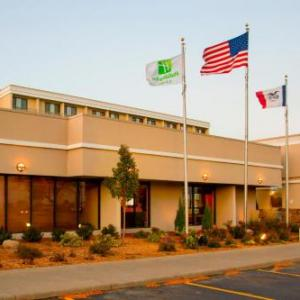 The Orpheum Sioux City Hotels - Holiday Inn Sioux City