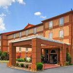 Hotels near Level 2 Entertainment Complex - Comfort Suites I-240 East-Airport