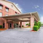 Agricenter Show Place Arena Accommodation - Comfort Inn & Suites Germantown