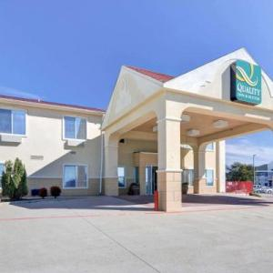 Thrillvania Hotels - Quality Inn & Suites Terrell
