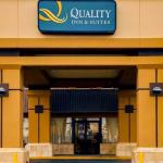 Accommodation near El Paso Convention and Performing Arts Center - Quality Inn And Suites