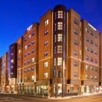 Onondaga Nation Arena Accommodation - Courtyard by Marriott Syracuse Downtown at Armory Square